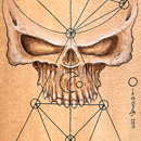 Page from the Book of Gosh-skull